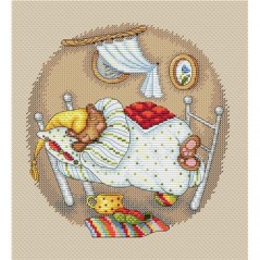 Cross Stitch Kit Dream M-180