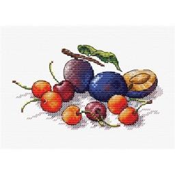 Cross Stitch Kit Fruits M-213 Pre-order