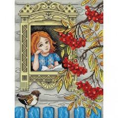 Cross Stitch Kit Autumn Season M-321
