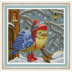 Cross Stitch Kit 2nd of January M-034