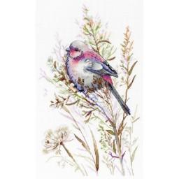 Cross Stitch Kit Bird NV-718