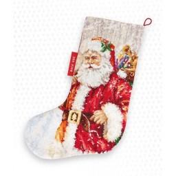 Cross stitch kit Christmas Stocking PM1230