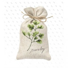 Cross Stitch Kit Bag PARSLEY PM1238