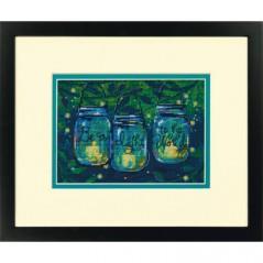 Cross Stitch Kit Be a Light art. 70-65157