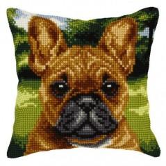 Cross Stitch Kit Pillow art. 9538