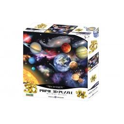 SOLAR SYSTEM PRIME 3D PUZZLE 150 PIECES
