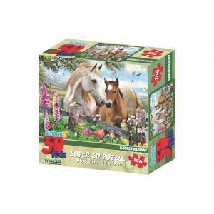 SUMMER MEADOW PRIME 3D PUZZLE 150 PIECES
