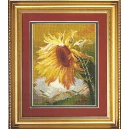 Cross Stitch Kit Sunflower art. 408