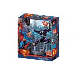 SUPERMAN V ELECTRO 3D PUZZLE 500 PIECES
