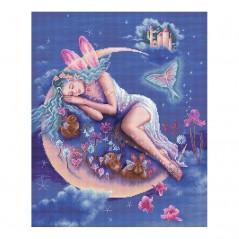 Cross stitch kit Evening Dream LETI 995