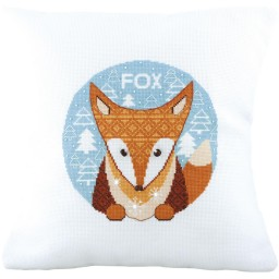 Cross Stitch Kit Fox BT-209