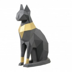 3D PAPERCRAFT KIT CAT PP-2KBA-2GR